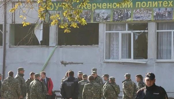Керченскому убийце помогал сообщник-студент