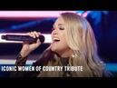 Carrie Underwood, Maddie Tae, Runaway June | Classic Women of Country Tribute | 2018 CMTAOTY