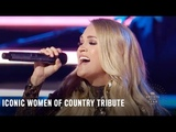 Carrie Underwood, Maddie &amp Tae, &amp Runaway June Classic Women of Country Tribute 2018 CMTAOTY