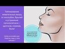 Тейпирование жевательных мышц от носогубок, брылей и устранение патологий внчс – щелчков, спазмов!