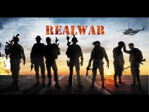 STREAM ARMA 3 REALWAR Хардкорный Побег