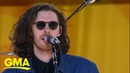 PREVIEW CLIP Hozier rocks out Central Park to his hit 'Movement' GMA