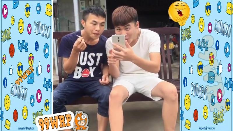 Vídeos engraçados chineses nova surpresa 2017. Não perca tente não rir, ha ha ha 2