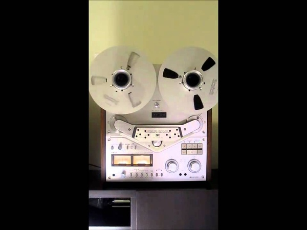 AKAI GX 635DB Open Reel Deck Demo Golden Age of Hi Fi