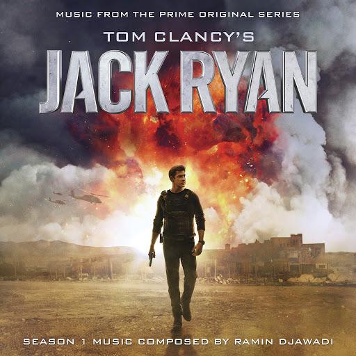 Ramin Djawadi альбом Tom Clancy's Jack Ryan: Season 1 (Music from the Prime Original Series)