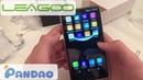 Распаковка LEAGOO KIICAA MIX с Пандао 2000 рублей