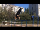 City Scream Workout Cup. 1 место.