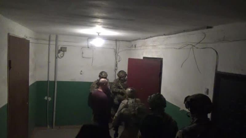 Спецоперация калужских ФСБшников