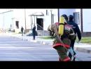 Силовое многоборье кроссфит среди пожарных и спасателей Сибирского СЦ
