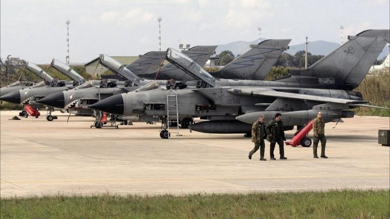 Россия заблокировала авиабазу Британии все приборы отказали истребители не могут взлететь