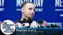 Jimmy Had Steph Curry Secretly Slip Funny Words into His NBA All Star Interviews