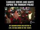 Kanye Candace Expose The Thought Police!