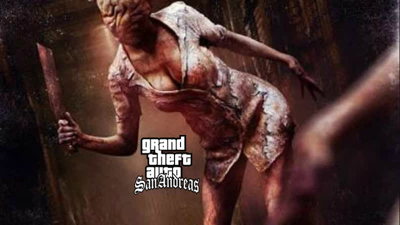 GTA DYOM Silent Hill 3 The Destruction Уничтожение