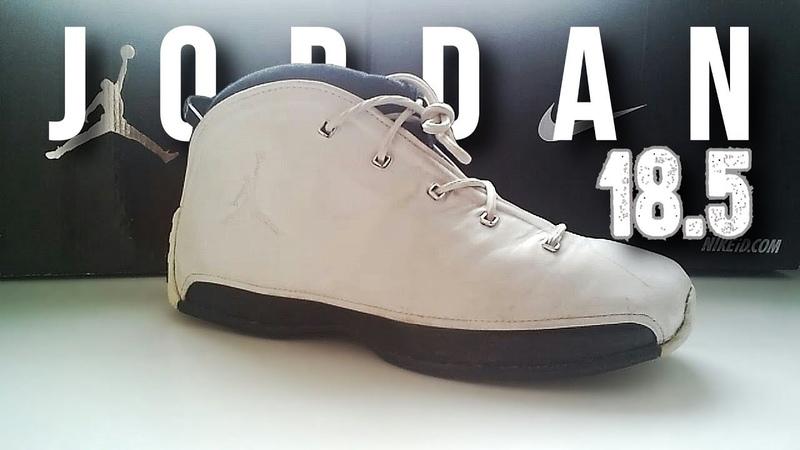 Кроссовки Air Jordan 18 5 2003 обзор Стоит ли покупать их