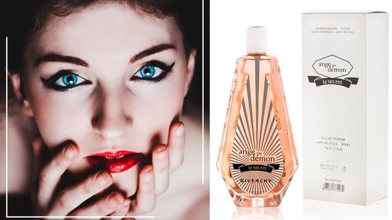 Givenchy Ange ou Demon Le Secret Живанши Ангел и Демон Секрет обзоры и отзывы о духах