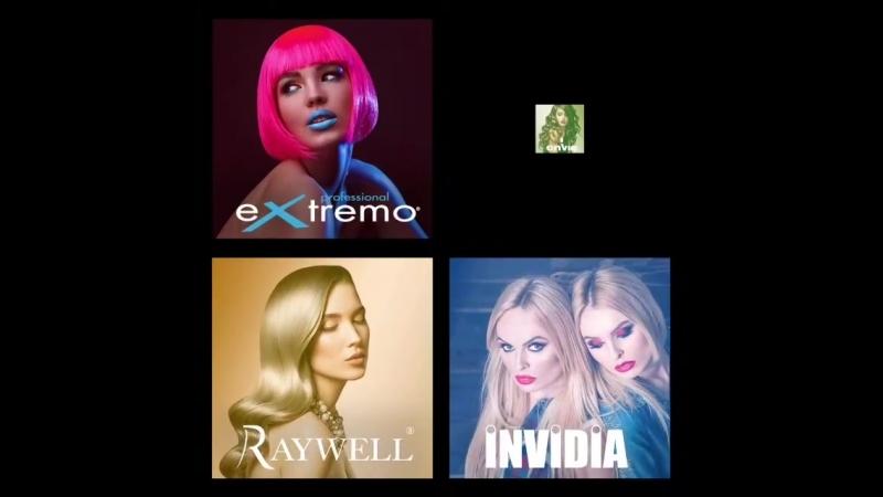 Как производятся лучшие средства для волос Envie и Raywell (Италия)