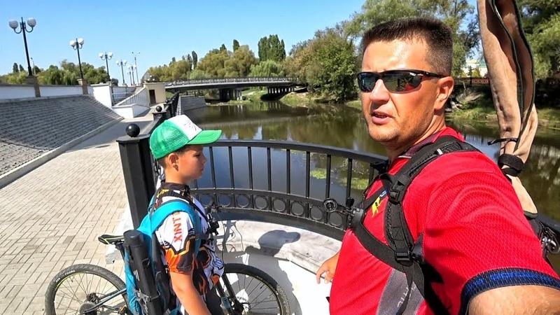 Рыбалка на велосипеде с Глебусом 🚲 Ловля судака на микроджиг с берега. Рыбалка в сентябре