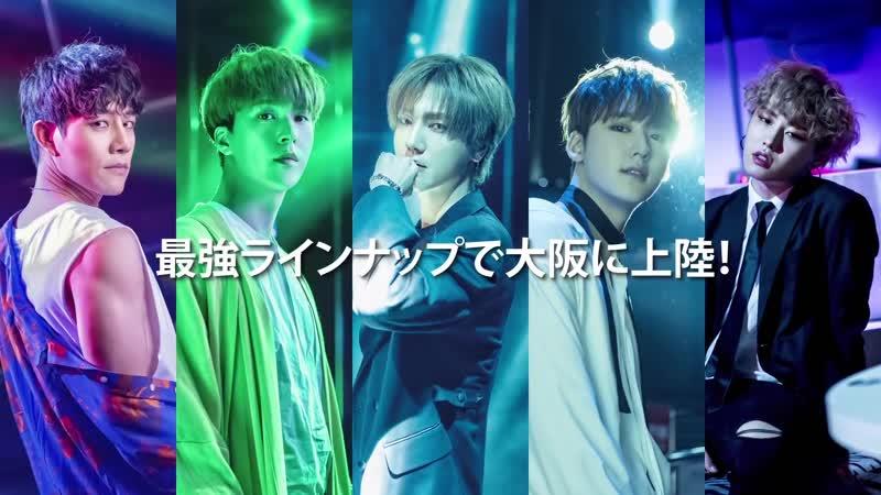 [PROMO] DongWoon in ALTAR BOYZ 2019.