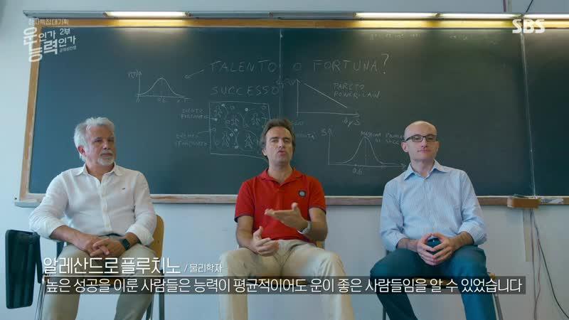 2018 SBS 창사특집대기획 운인가 능력인가 공정성 전쟁.E02.181118.