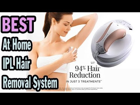 Remington iLIGHT Pro At Home IPL Hair Removal System