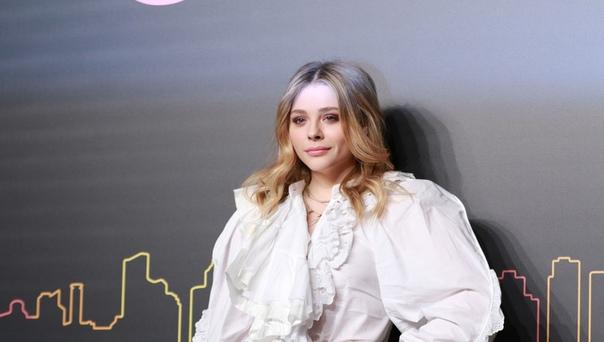 Хлоя Морец призналась, что захотела стать актрисой после фильма «Завтрак у Тиффани»