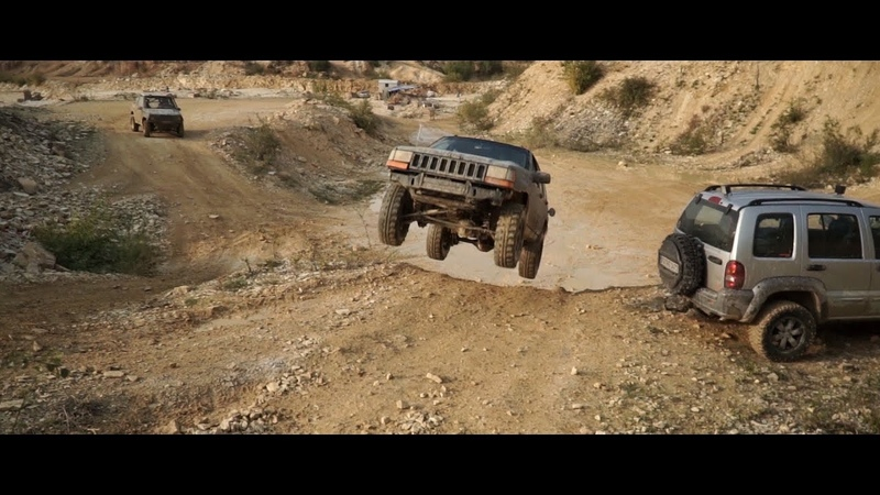 Jeep Grand Cherokee 5.2 V8 ZJ The OffRoad Monster