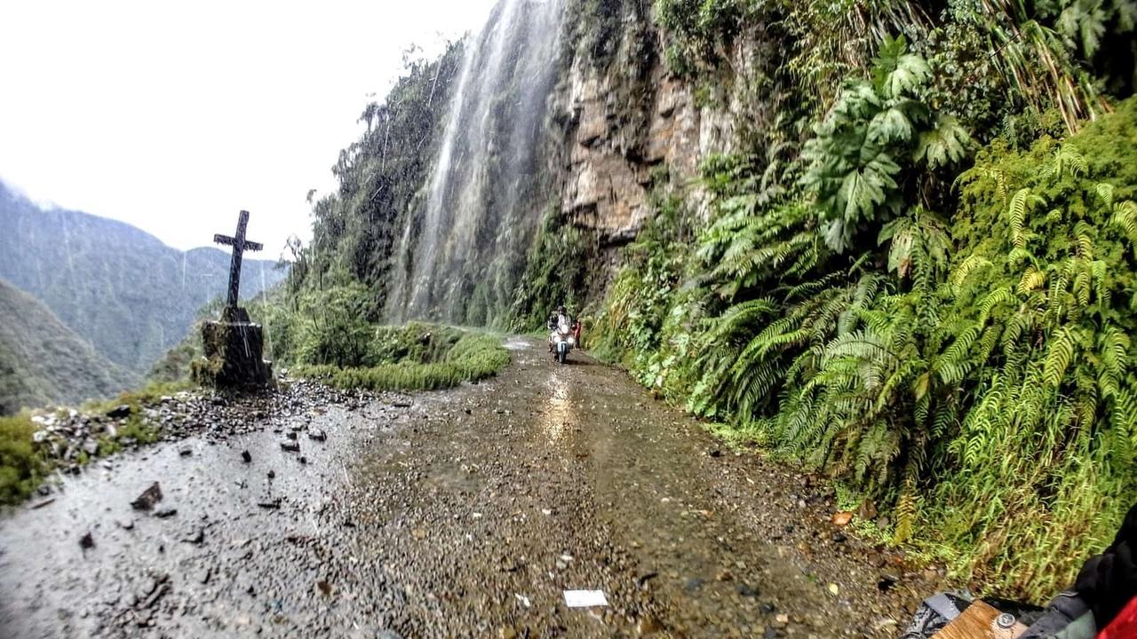 дорога смерти боливия