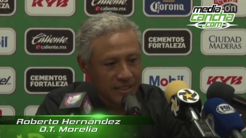 Ganamos un juego importantísimo- Hernández