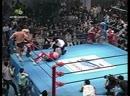 1997.11.15 - Gary Albright/Steve Williams vs. Takao Omori/Tamon Honda [JIP]