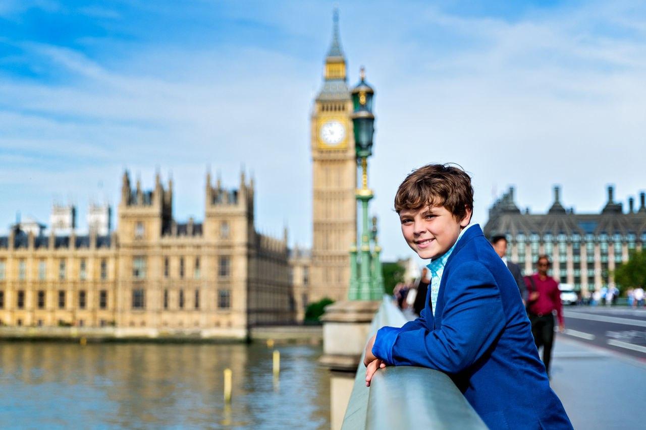 Воспитанники школы № 1164 в Савеловском совершили виртуальное путешествие по Лондону