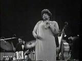 Ella Fitzgerald, Berlin 1968 I Can't Stop Loving You