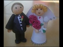 Квиллинг_ Бумажные куклы