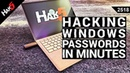 Hacking Windows Passwords in Minutes - SMB Brute Force Payload for Bash Bunny - Hak5 2518