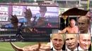 Россией управляет кукла нестареющий Путин