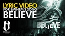 Eminem BELIEVE Lyric Video Fan Made Randy Chriz