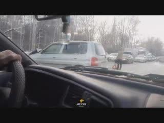 Авария в Кировском районе