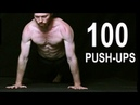 100 Push Ups A Day? Here's What Will Happen