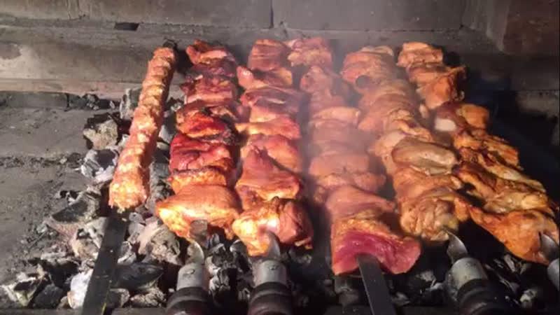 Шашлик Со свежего мяса