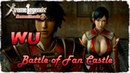 Story Mode ◄ Dynasty Warriors 8 ► Wu 23 Battle of Fan Castle
