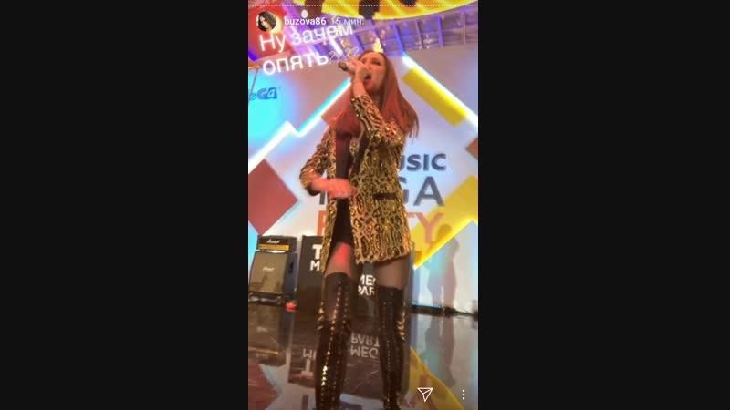 Ольга Бузова — the tnt music mega party