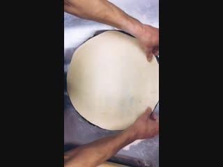 Пицца от Котика