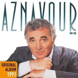 Charles Aznavour альбом Aznavour 92