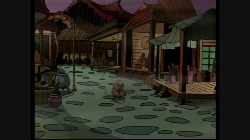 Черепашки Ниндзя Новые Приключения 2 сезон 23 серия Большая драка часть 1