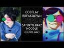 [Cosplay Breakdown] Saturnz Barz Noodle (Gorillaz, Phase 4)