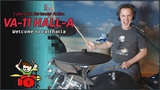 VA-11 HALL-A - Welcome to Valhalla On Drums! -- The8BitDrummer