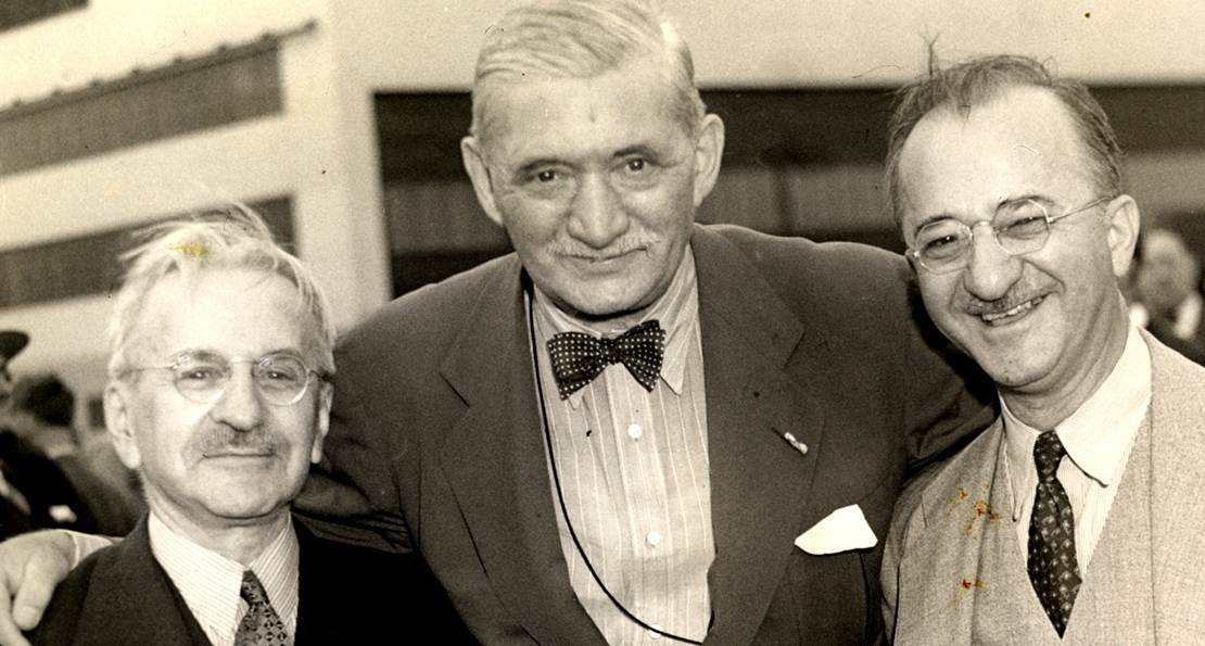 Альберт Кан и его друзья