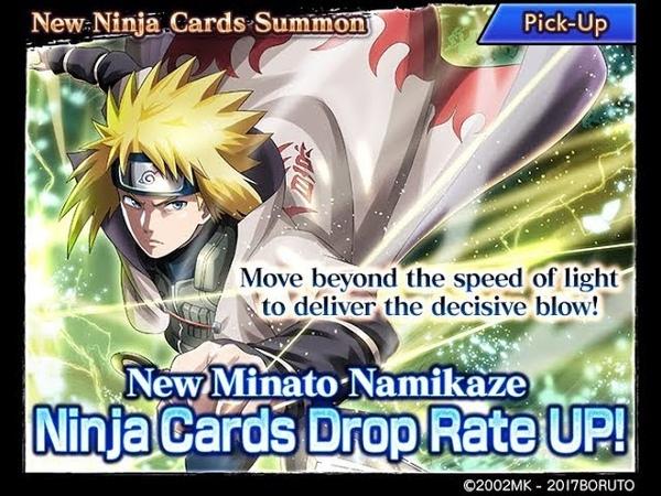 Minato Namikaze Gameplay Video!