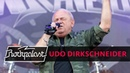 Udo Dirkschneider live Rockpalast 2018