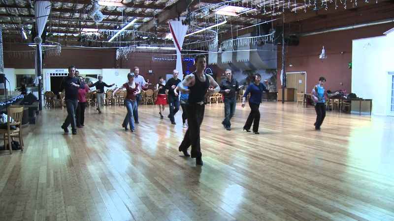 Tytus Bergstrom teaches - All five Latin dances