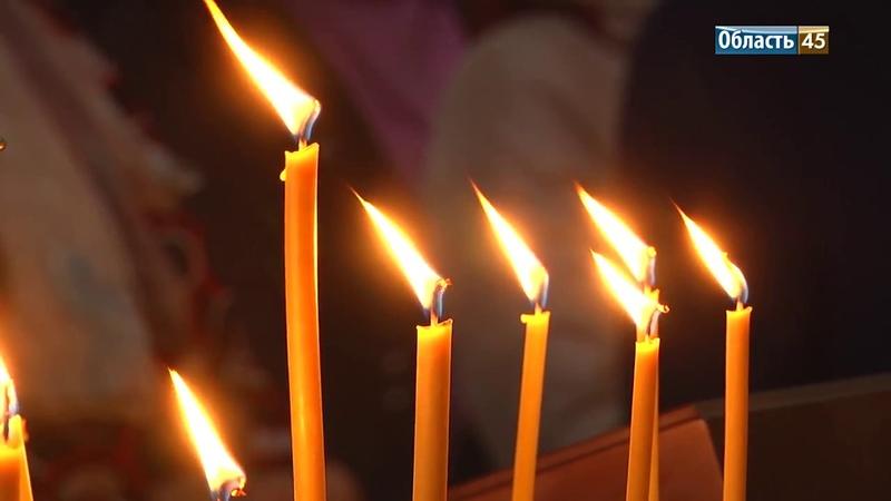 Сотни верующих отпраздновали Покров в храме Зауралья